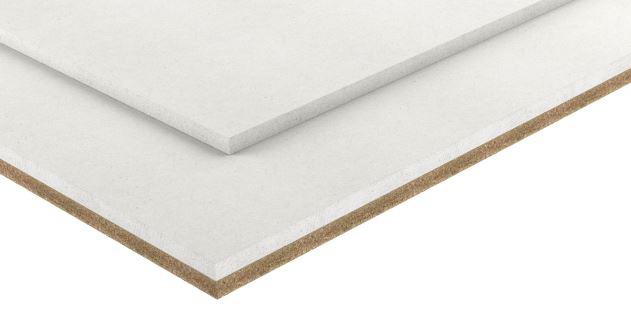 Elementos de suelo con aislante de fibra de madera fermacell - Aislante acustico para suelos ...